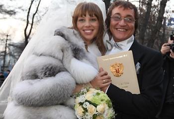 Звездные пары: Дмитрий Дибров и Полина Наградова