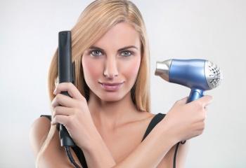 Как правильно выпрямлять волосы