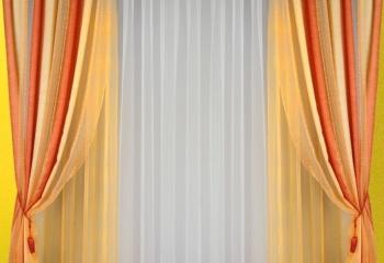 Как стирать тюль