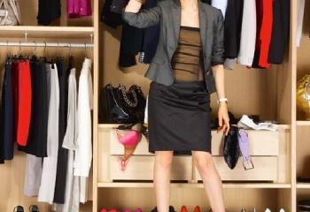 Как разобраться с одеждой в собственном гардеробе