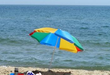 Пляжные зонты: как выбрать правильный