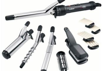 Выбрать прибор для укладки волос