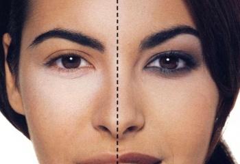 Как правильно красить маленькие глаза