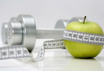 Ешь, тренируйся, худей!