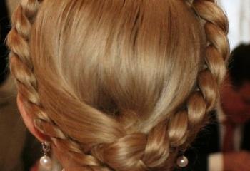 Мастер-класс: стильная коса
