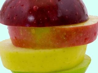 Как подобрать диету по цвету