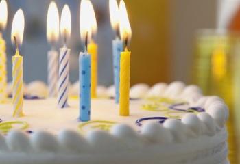 Почему не празднуют 40 лет?