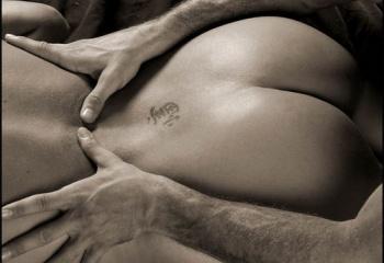 Анальго секс