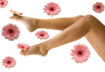 Ноги женщины и ее характер