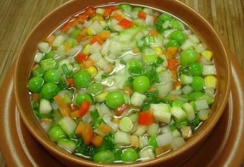 Боннский суп: снижаем вес эффективно