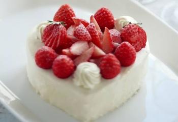 как приготовить торт сердечка