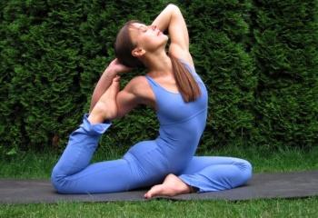 Моя любимая йога