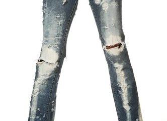Что делать со старыми джинсами?