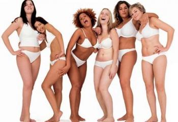 Женский идеальный вес