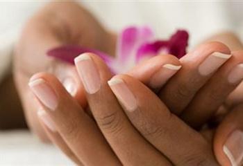 Японская полировка ногтей