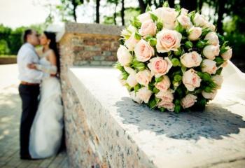 Необычные идеи для свадебной фотосессии