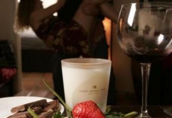 Необычный романтический вечер для любимого