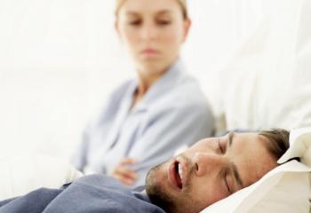 Остановка дыхания во сне: причины и последствия