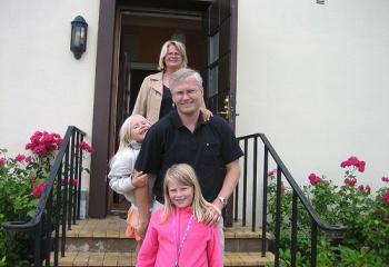 Распорядок дня в шведской семье