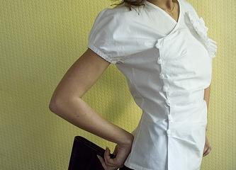 Модные блузки 2011