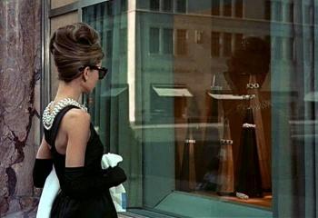 Черные платья в кино