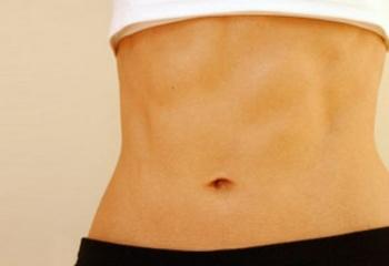 8 упражнений для плоского живота
