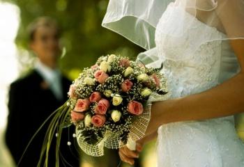 Свадебные народные приметы
