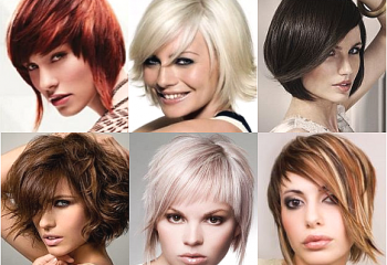 Модные цвета волос - 2011