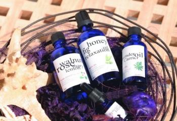 Успокаивающие масла для ароматерапии