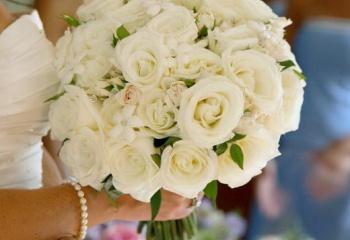 Топ-5 свадебных цветов