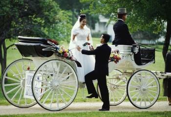 История свадебной фотографии