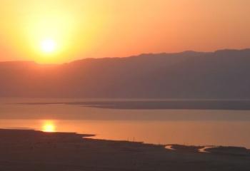 Мертвое море: жизнь только начинается