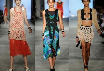 Летняя одежда 2011