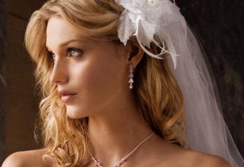 Свадебные прически: нелегкий выбор
