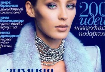Русские топ-модели, покорившие подиум