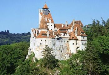 Путешествие в замок графа Дракулы
