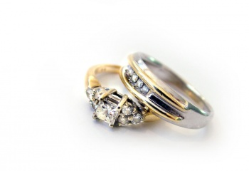 Кольцо для современной невесты