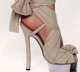 Модные туфли 2011