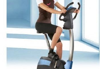 Спортклуб в доме: велотренажер