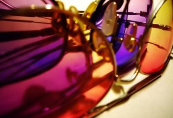 Розовые очки? Вредно! А какие полезны?