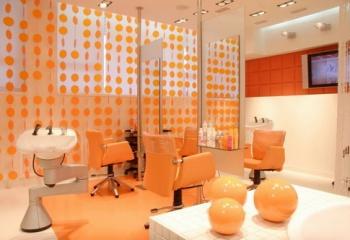 Интерьер твоей парикмахерской