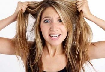 что слеоать чтобы волосы не пушились