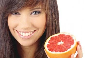 Грейпфрутовый сок: состав, полезные свойства и лечение