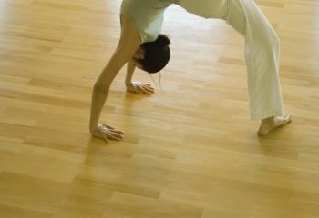 Йога: шаги к красивой осанке