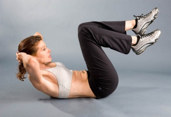 Будьте в форме: 6 простых упражнений