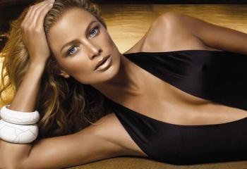 Как сделать модный золотой макияж