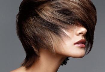 Уход за окрашенными волосами