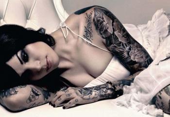 Выбираем татуировки: рельефные, псевдотатуировки, биотатуировки