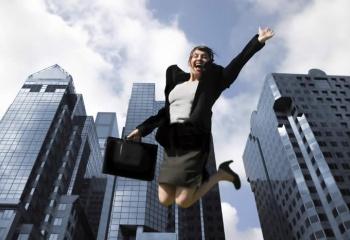 Работа для женщины и карьерный рост
