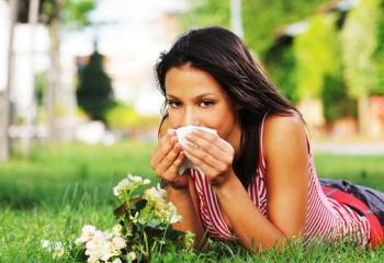 Аллергия на цветы: симптомы и профилактика